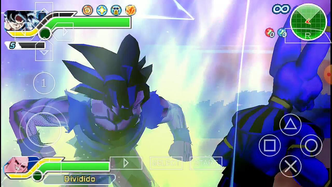 Dragon Ball super Goku Ultra Instinct Vs Kefla