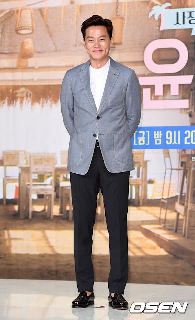 《尹食堂》今日舉行節目發佈會-尹汝貞-申久-李瑞鎮-鄭有美-