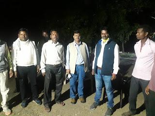 दीपावली दूध के त्यौहार को देवगढ़ में विशेष रूप से मनाया गया