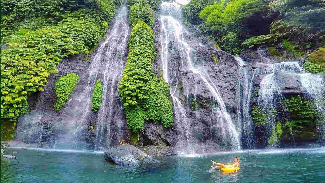 Seperti Inilah Daya Tarik dari Banyumala Twin Waterfalls Buleleng Bali
