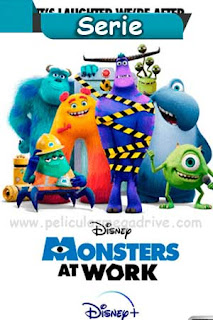 Monsters At Work Temporada 1 (2021) HD 1080P Latino [GD-MG-MD-FL-UP-1F] LevellHD