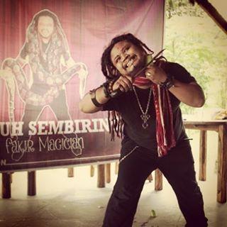 Mpuh Sembiring, 1st Extreme Magician From Tanah Karo