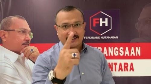 Soal Vonis HRS, Ferdinand: Fadli Zon Benturkan Konflik Identitas