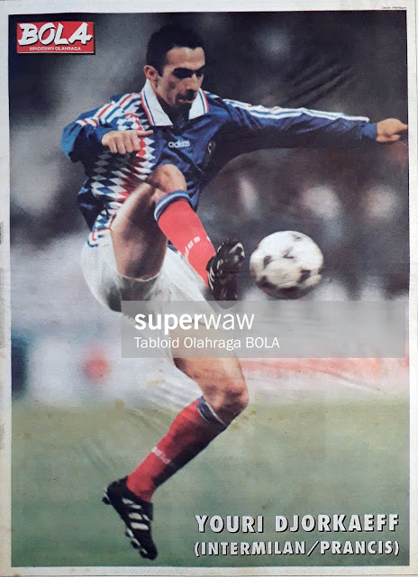 YOURI DJORKAEFF FRANCE 1996