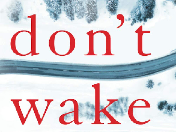 Book Review : Don't Wake Me by Martin Krüger