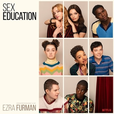 Sex Education (Original Soundtrack) (2020) - Album Download, Itunes Cover, Official Cover, Album CD Cover Art, Tracklist, 320KBPS, Zip album