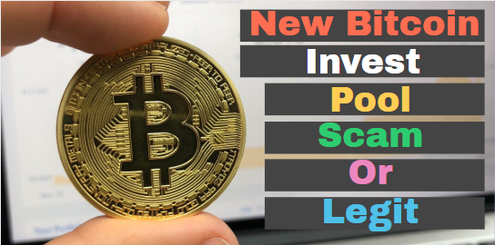 Bitcoin Cryptocurrency arbitrage investment pool scam or legit
