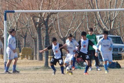 El Futbol barrial sigue suspendido en Roca
