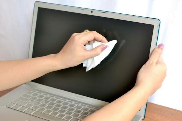 Tips Aman Ketika Akan Membersihkan Laptop
