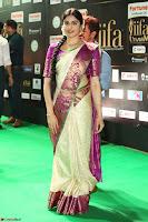 Adah Sharma looks super cute in Saree at IIFA Utsavam Awards 028.JPG