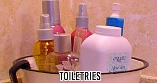 Toiletries adalah salah satu Ide Kado unik Untuk Ulang Tahun Papa