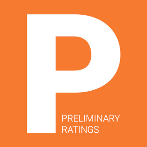 Preliminary Ratings: Tuesday 07/25/2017