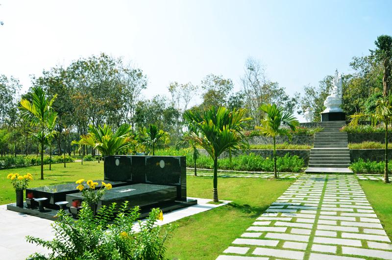 đất nghĩa trang 11