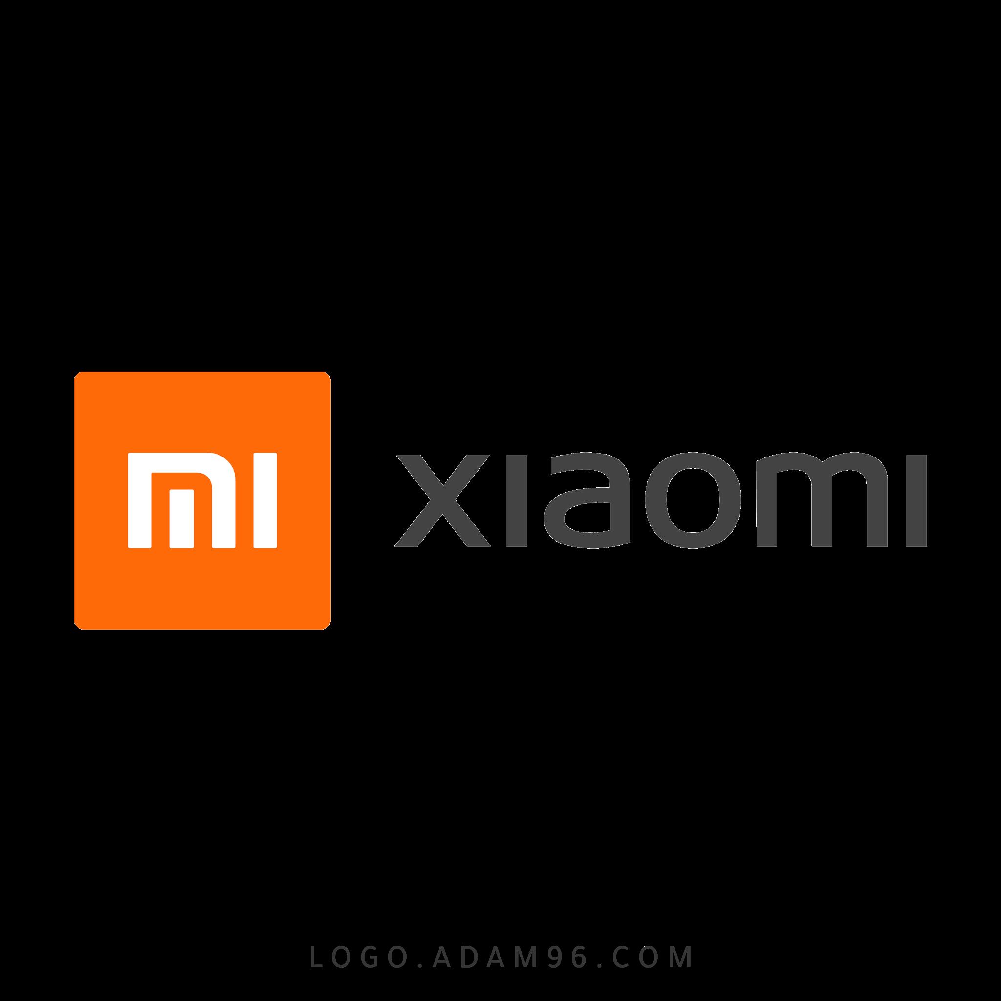 تحميل شعار شركة شاومي لوجو بصيغة شفافة Logo Xiaomi PNG