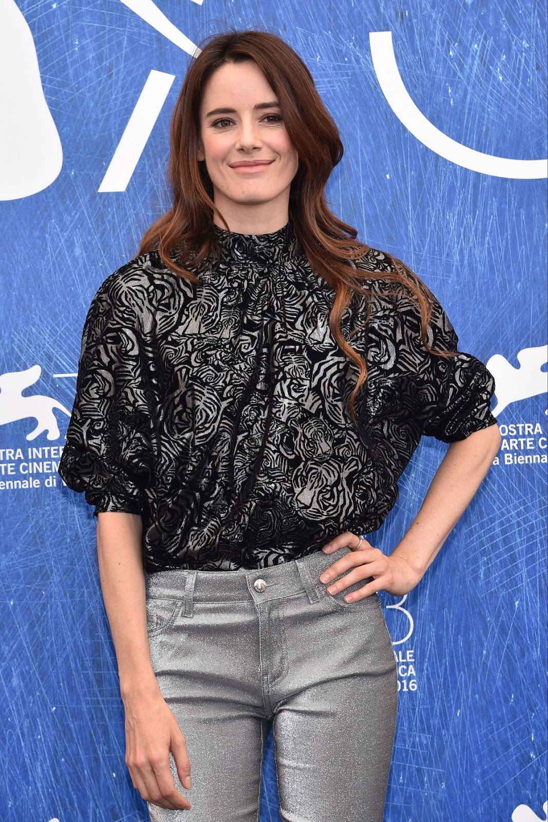 HQ Photos of Pilar Lopez De Ayala at 2016 73rd Venice Film Festival Jury Photocall in Venice