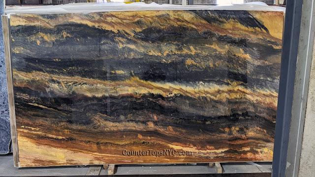 Black Lava Quartzite NYC
