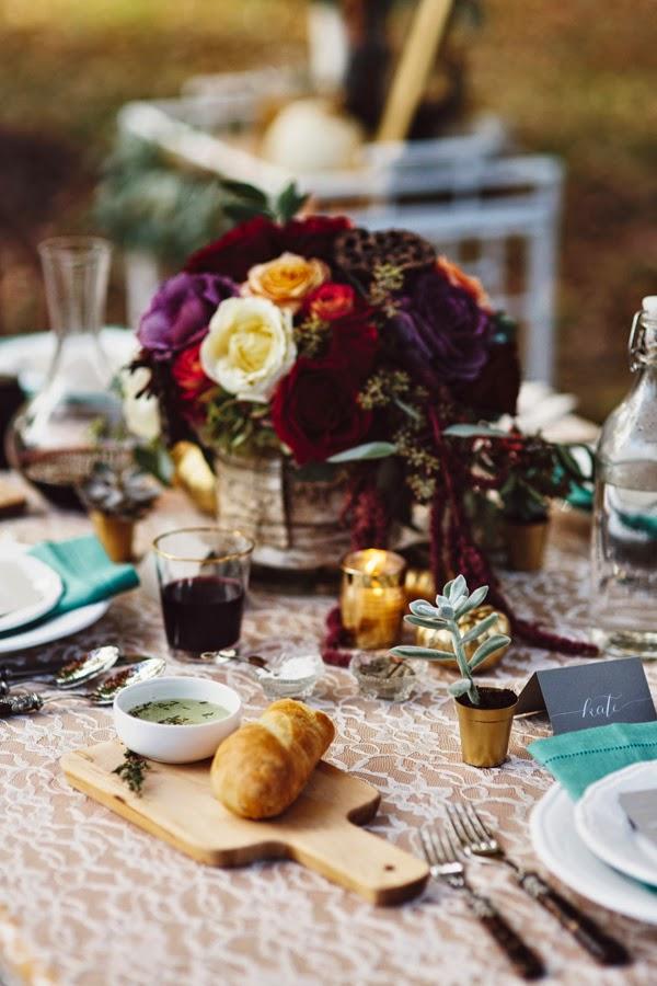 Cherish Everyday: 15+ Beautiful Thanksgiving Tables