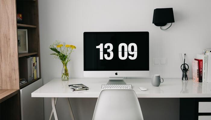 organizzare al meglio postazione smart working