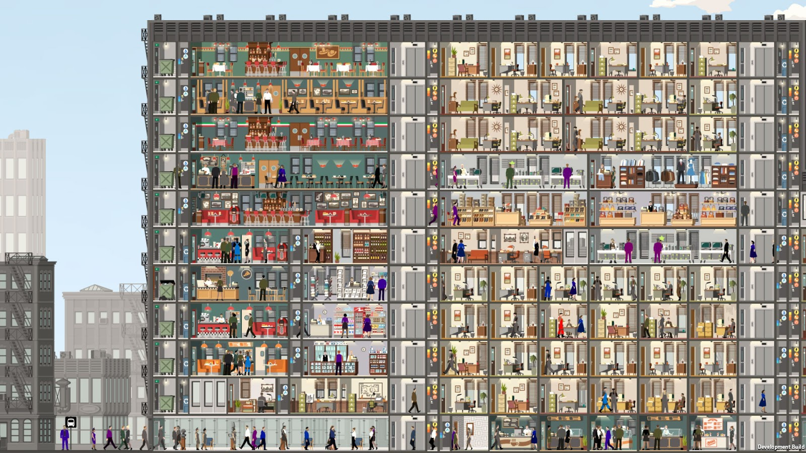 Review project highrise apple ipad digitally downloaded indeed one of the best things about project highrise is the way that it models the style of living that the more extensive tower blocks look to provide reheart Choice Image