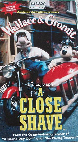 Wallace Và Gromit : Suýt Chết
