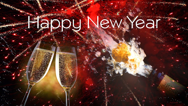 Happy New Year 2016 HD Wallpapers 3