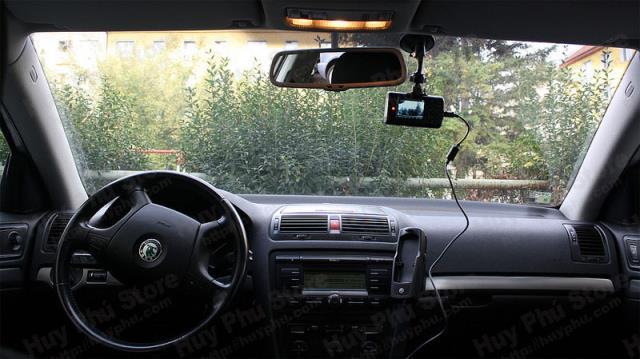 Lắp camera hành trình cho ô tô xu hướng mới hiện đại