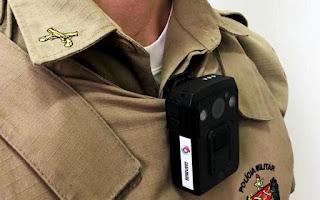 Ministério Público recomenda uso de câmeras por policiais durante serviço na Paraíba