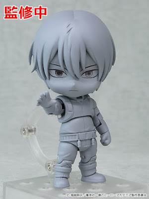 My Hero Academia Nendoroid Shoto Todoroki: Hero's Edition
