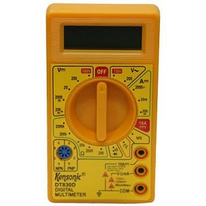 How to use Digital Multimeter as a Phone Engineer