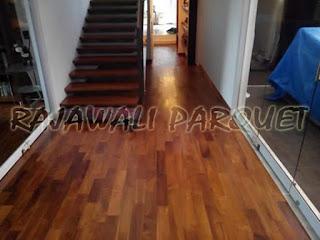 Jenis-Jenis kayu yang digunakan untuk lantai kayu