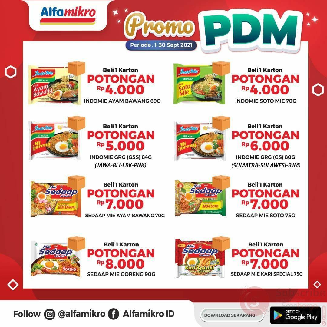 Katalog ALFAMIKRO Promo PDM Periode 1 - 31 September 2021 5