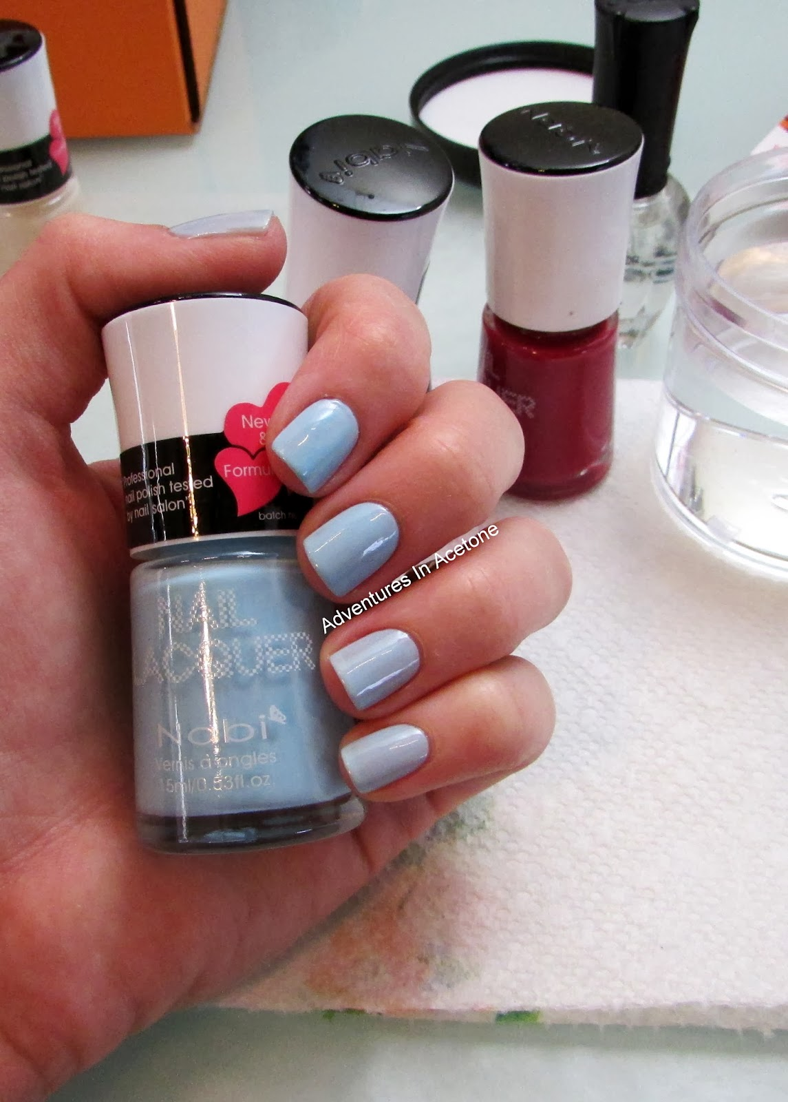 Watermarble Wednesday: A Review of Marbleous Nails Watermarble Kit