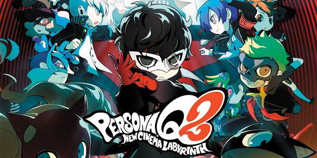 [TEST] Persona Q2: New Cinema Labyrinthe sur 3DS