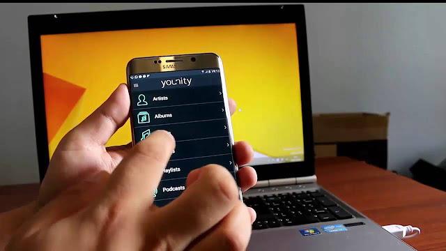 تطبيق رهيب للأندرويد و الايفون لمشاركة ملفاتك المختلفة بجعل هاتفك و الحاسوب جهاز واحد