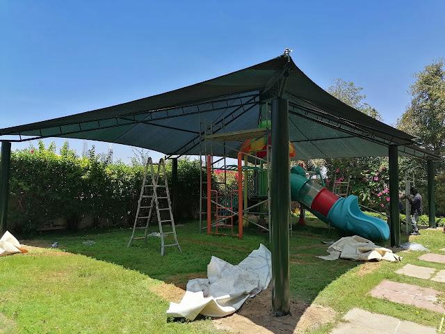 kids-play tent