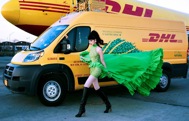Jessica Minh Anh chose DHL facility for the iconic J Winter Fashion Show 2020