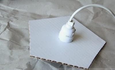 Cara Membuat Lampu Gantung Dari Kardus  Bekas Ulama SEO