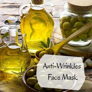 Masker wajah cantik alami