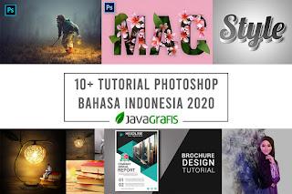 10+ Tutorial Photoshop Bahasa Indonesia 2020