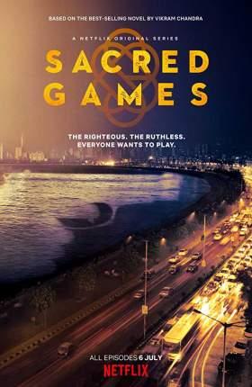 Sacred Games 2019 Season 02 Hindi 720p WEB-DL Full Show Download