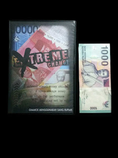 toko sulap jogja Extreme Change Bill Magic
