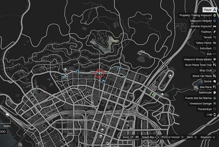 GTA 5, Human Locations, Impotent Rage