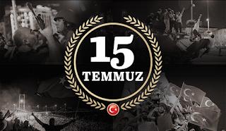 15 temmuz demokrasi bayramı, Demokrasi ve Milli Birlik Günü, Fetö