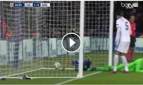 """Vidéo : L'énorme but """"refusé"""" de SLIMANI !"""