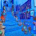 Kota Biru Di Maroko
