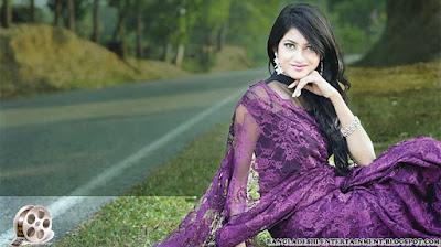 Actress Nadia Afrin Mim