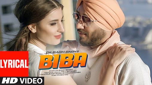 Biba song Lyrics - Dilbagh Singh, Pallavi Gaba   Music MG   Latest Punjabi Songs 2020 Lyrics Planet