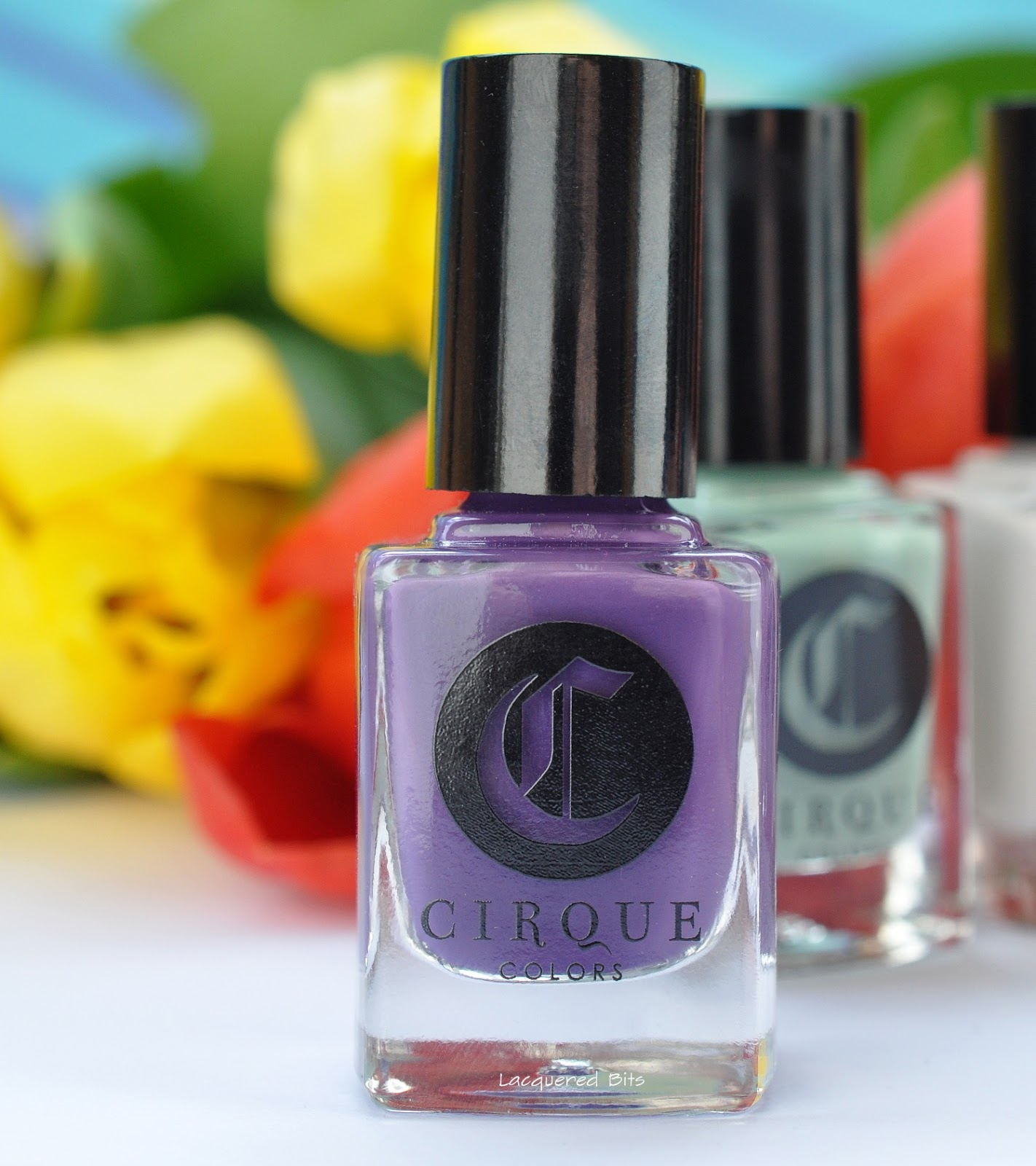Chelsea Girl - Cirque Colors Spring/Summer 2016