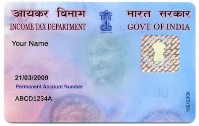 Link PAN Card With Bank Account