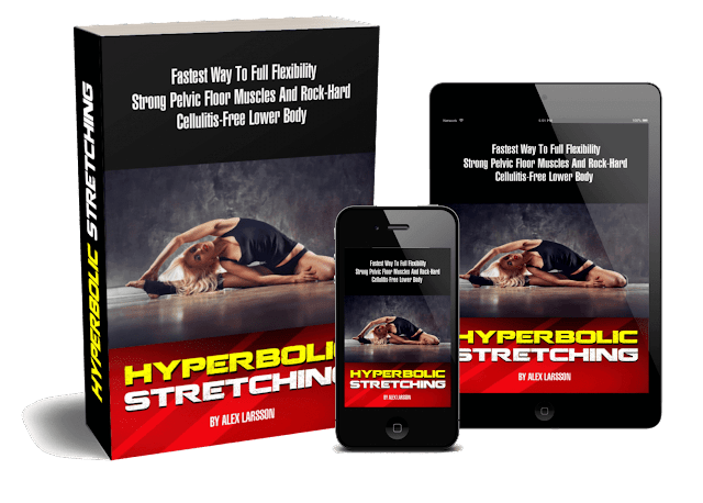 Fastest way to full muscle flexibility, solves incontinecy, pregancy recovery and cellulitis